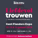 Huwelijksbeurs Gent