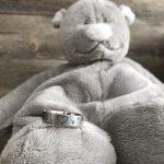 Zeer persoonlijke ring in cobalt-chrome HeinVera