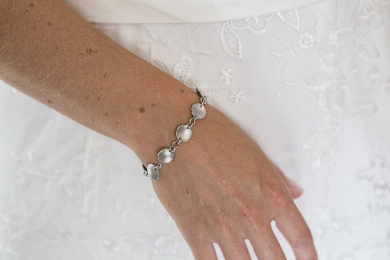 Armband in edelstaal HeinVera