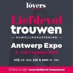 Liefdevol trouwen Antwerpen 2018