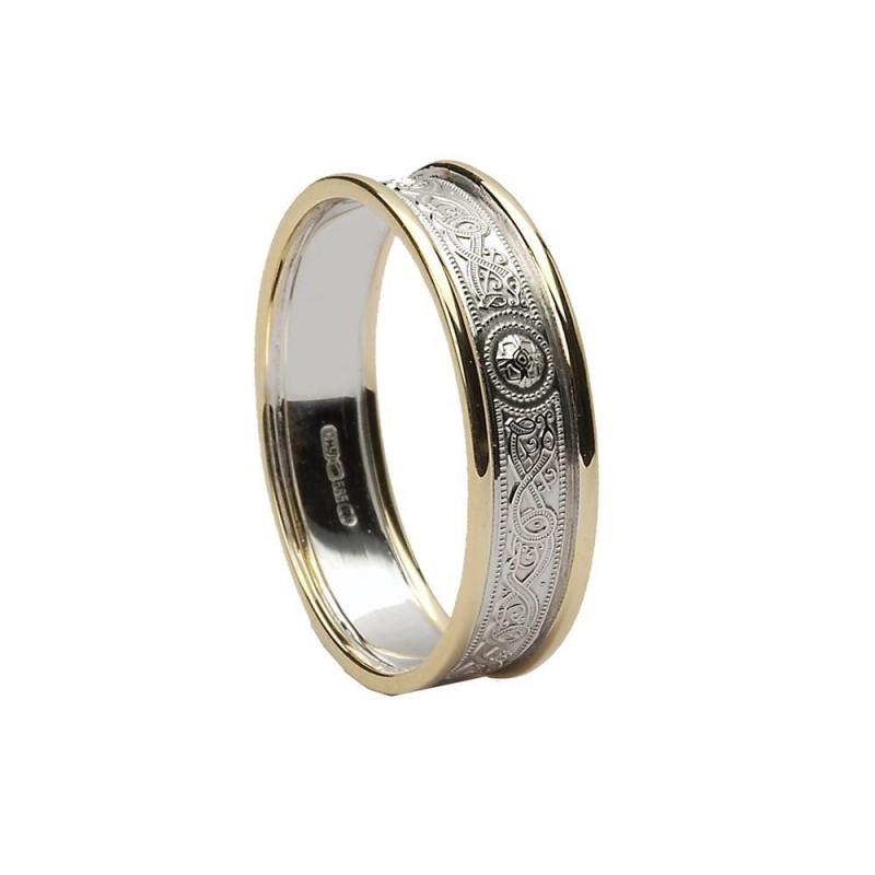 Voorbeeld van de gewenste ring.